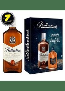 Ballantines + Petaca