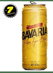 Bavaria Lata 470 CC Pack 24 Unidades