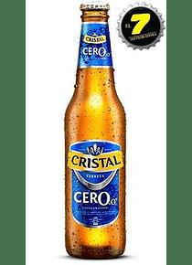 Cristal Cero Personal Pack 24 Unidades