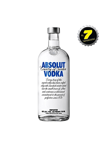 Vodka Absolut Tradicional