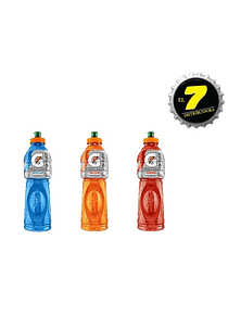 Gatorade 750cc x6 Unidades