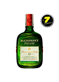 Whisky Escoses Buchanan's Deluxe 750 CC