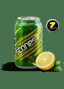 lata lemon stone 350cc pack x 24 unidades