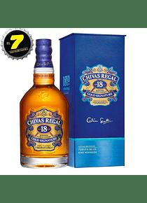 Chivas Regal 18 años 1 Litro
