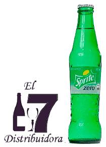 Sprite Zero Express 24 Unidades