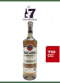 Bacardi Carta de Oro 750 CC