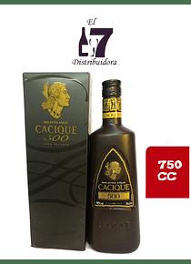 Ron Cacique 500 750 CC