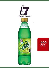 Limon Soda 500 CC
