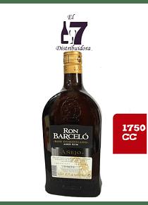Botellon Barcelo Añejo 1750 CC