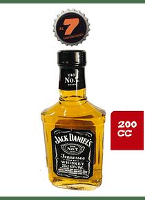 Jack Daniel´s Old N°7 Petaca 200 cc