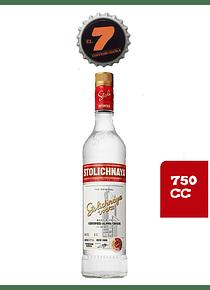 Stolichnaya Tradicional 750 cc