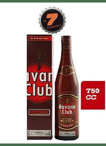 Ron Havana Club Añejo Reserva