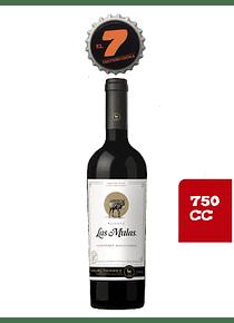 Vino Las Mulas Cabernet Sauvignon 750 CC