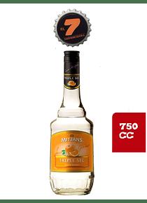 Mitjans Triple Sec 750 CC