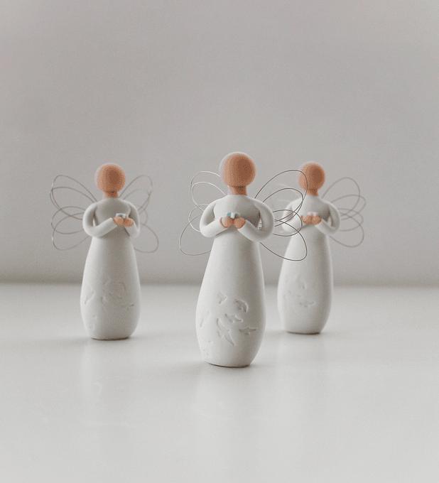 Anjo da Guarda - Páscoa