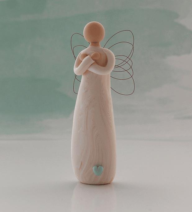 Anjo do abraço