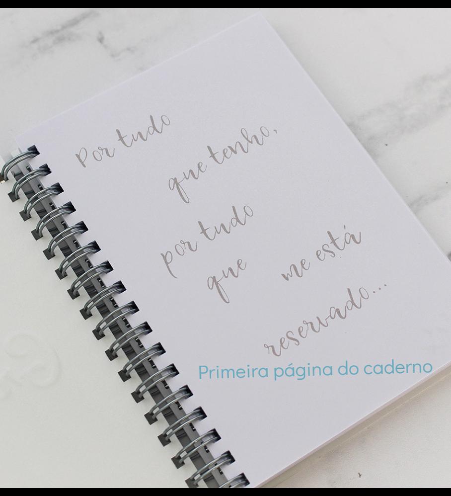 Cadernos Gratidão