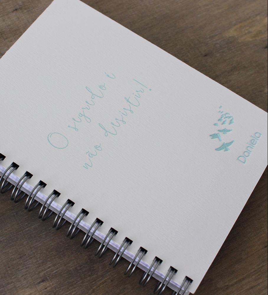Cadernos Amor e Coragem