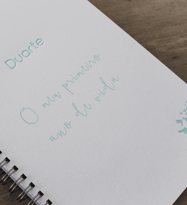 Amor e Coragem - Caderno