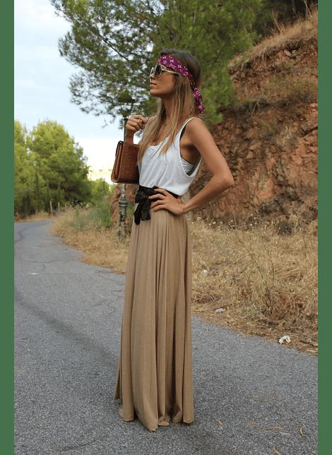 Pretty Long Skirts