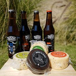 Pack Cervezas - Quesos