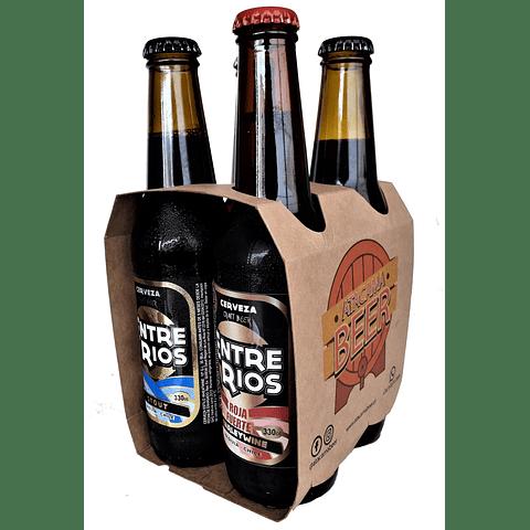 Pack Cerveza Entre Rios