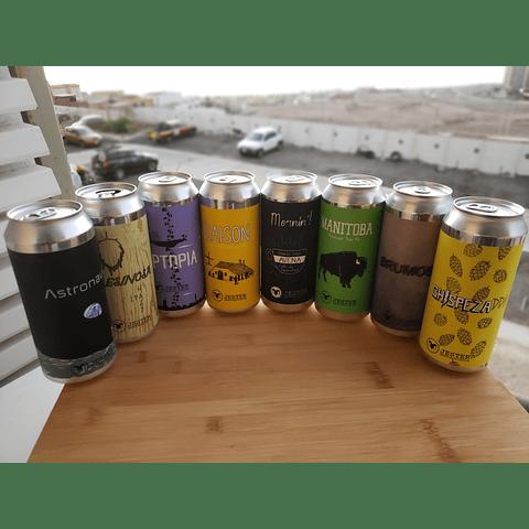 Pack Cervezas Jester x6