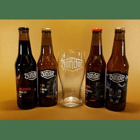 Pack Cerveza Bundor + Copa