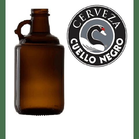 Cerveza Cuello Negro Ambar (de Barril)