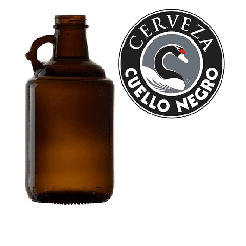 Cerveza Cuello Negro Ambar / stout (de Barril)