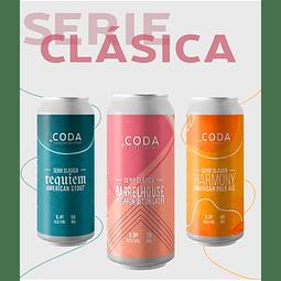 Pack Serie Clásica Coda