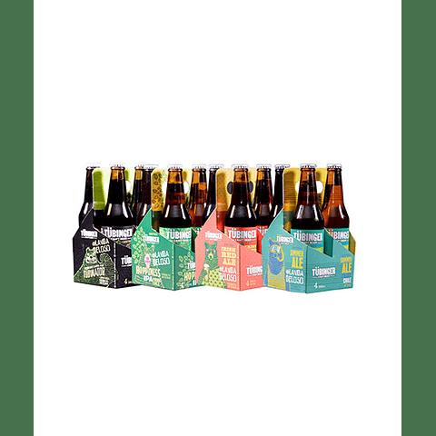 Caja Cerveza Tubinger 24 IPA