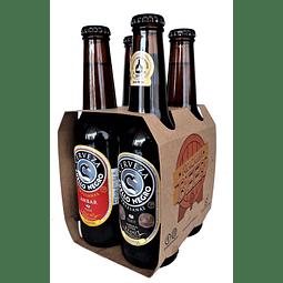 Pack Cerveza Cuello Negro