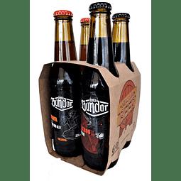 Pack Cerveza Bundor