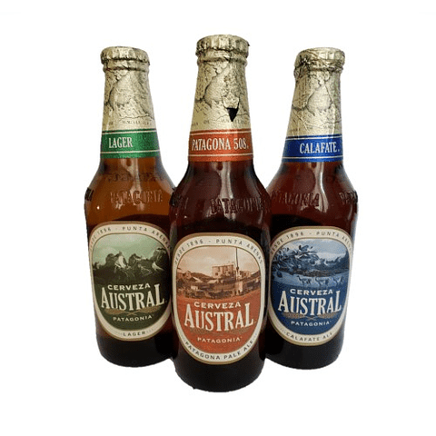 Pack Austral