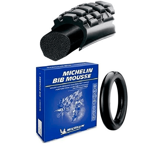 Bib Mousse Michelin Enduro (M18) 120/90-18