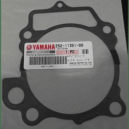 Empaquetadura Base cilindro Yamaha WR450F 2014 2S2-11351-00-00