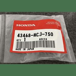 Guia flexible freno Honda CRF450X Carburada 43468-MCJ-000