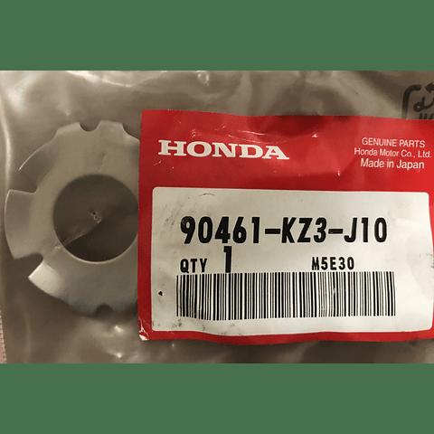 Golilla ajuste tuerca campana embrague Honda CRF450X Carburada 90461-KZ3-J10