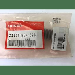 Resorte embrague Honda CRF450X Carburada 22401-MEN-670