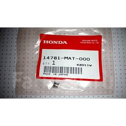 Seguro Válvula Escape Honda CRF450X Carburada 14781-MAT-000