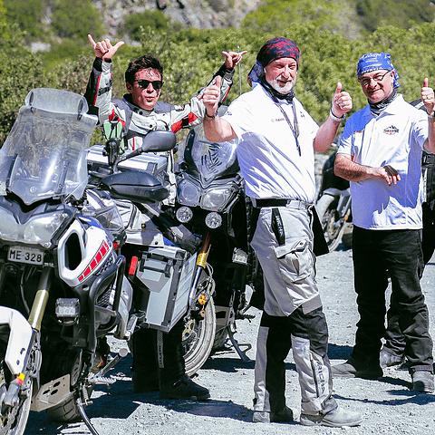 Yamaha Expedition
