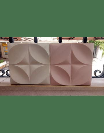 MURS en céramique 3D
