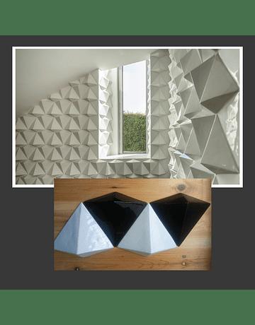 3D ceramic WALLS