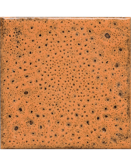 10x10cm Tile - Effect Colors - Klee Line - Orange Color