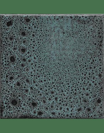 Tiles 10x10cm - Effect Colors - Klee Line - Oil Green Color