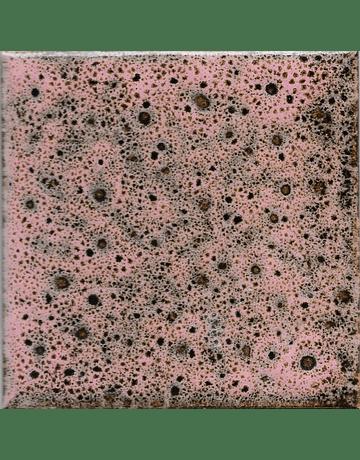 Tile 10x10cm - Effect Colors - Klee Line - Color Pink