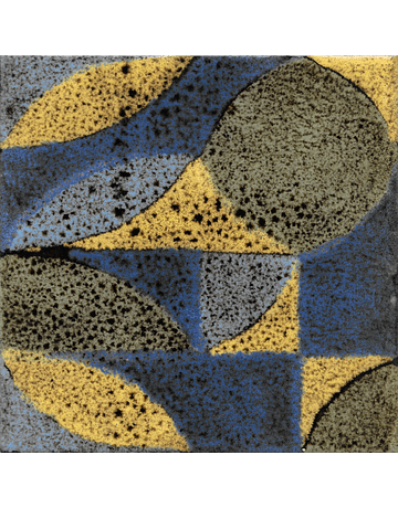 Decorated Tiles-Klee I