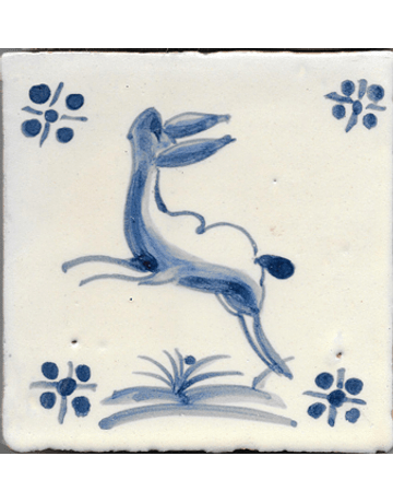 Tile for Restoration - Antique Figures