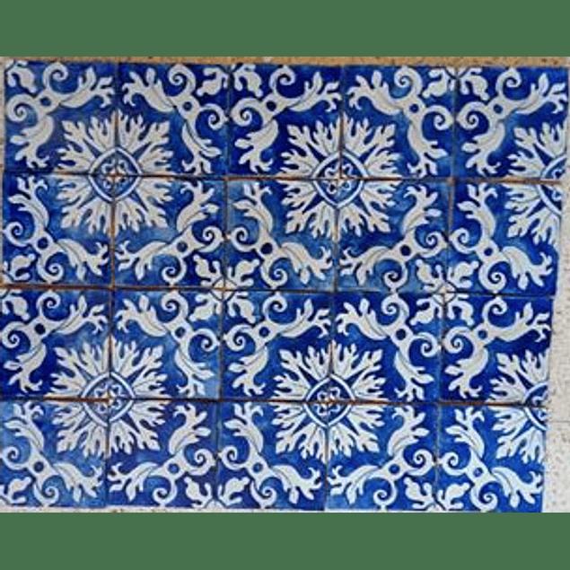 Azulejo para Restauro - Antigo Padrão 1